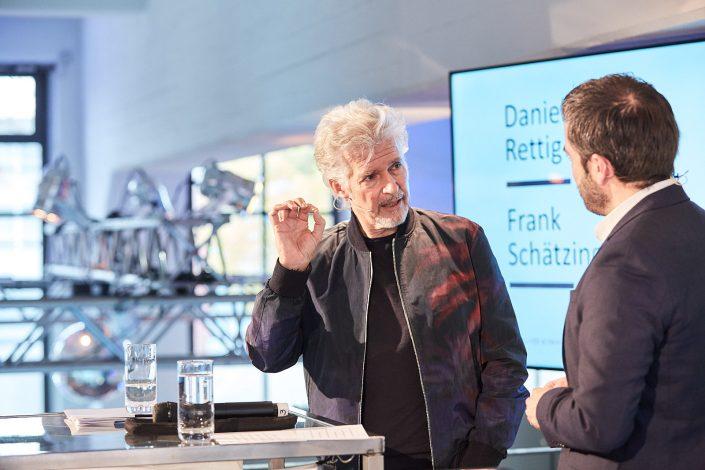 Frank Schätzing, Daniel Rettig (Wirtschaftswoche)